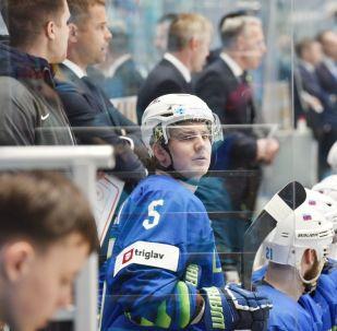 Сборная Словении на чемпионате мира по хоккею первого дивизиона