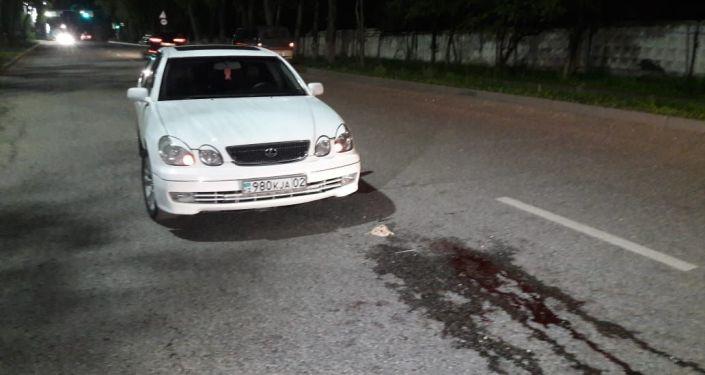 Пешехода дважды попал под автомобили