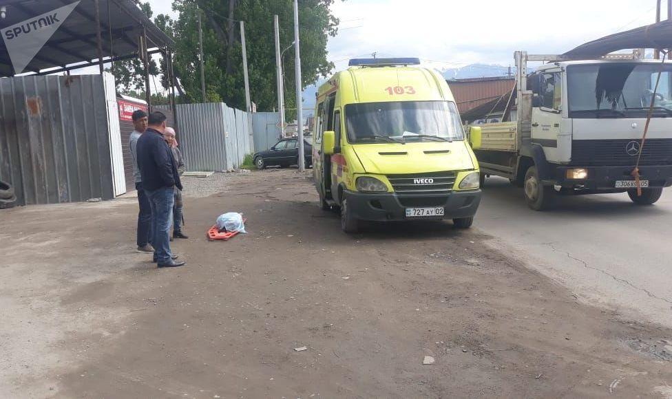 Пятилетняя девочка погибла под колесами иномарки