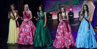 Топ-5 финалисток конкурса Мисс Казахстан
