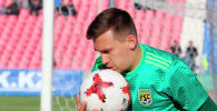 Игрок ФК Тобол Дмитрий Мирошниченко