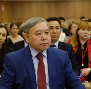 Қазақстан президенттігіне кандидат Сәдібек Түгел