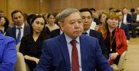 Кандидат в президенты Казахстана Садыбек Тугел