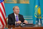 Посол США в Республике Казахстан Уильям Мозер
