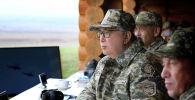 Президент Казахстана – Верховный главнокомандующий Вооруженными силами Касым-Жомарт Токаев принял участие в командно-штабных учениях Айбалта-2019