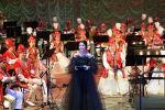 Концерт Казахского государственного академического оркестра народных инструментов имени Курмангазы