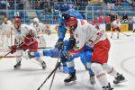 Матч сборных Казахстана и Беларуси на чемпионате мира по хоккею первого дивизиона