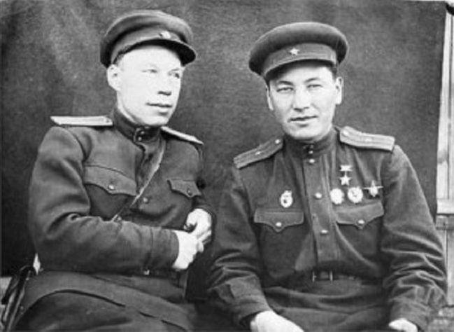 Кеңес Одағының батыры Мәлік Ғабдуллин