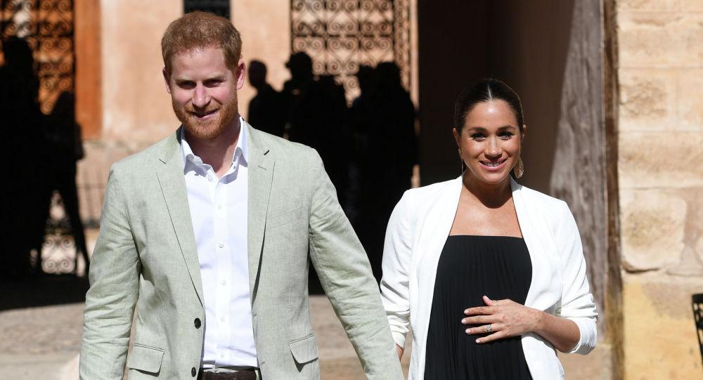 Герцогиня Сассекская Меган, 37-летняя жена принца Гарри