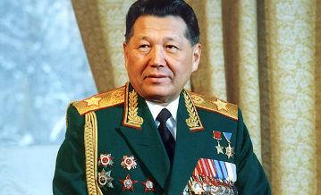 Генерал армии Сагадат Нурмагамбетов