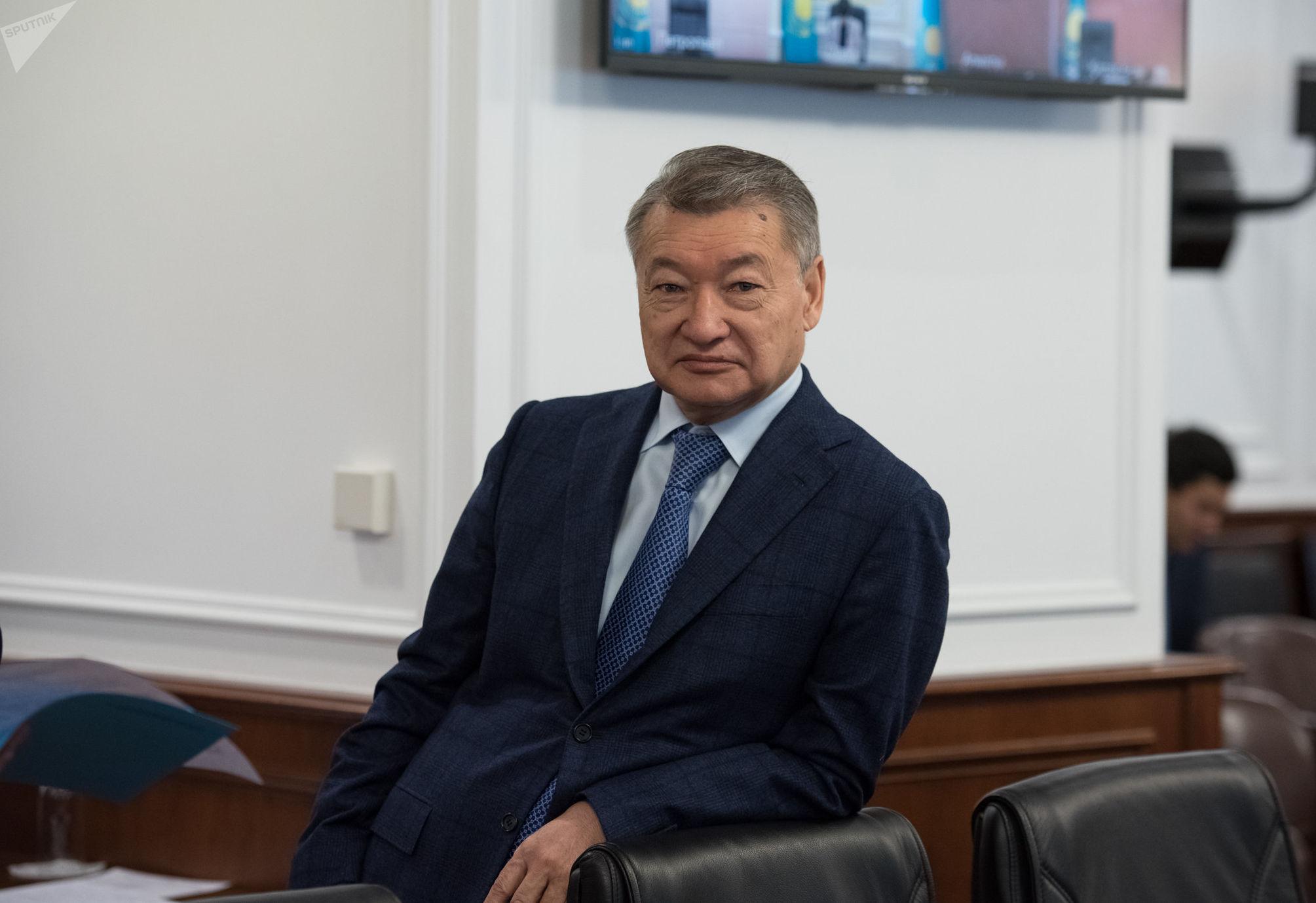 Аким ВКО Даниал Ахметов