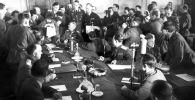 Акт о капитуляции, положивший конец Великой Отечественной войне