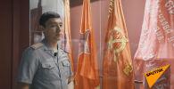 В Нур-Султане хранится копия Знамени Победы с Рейхстага