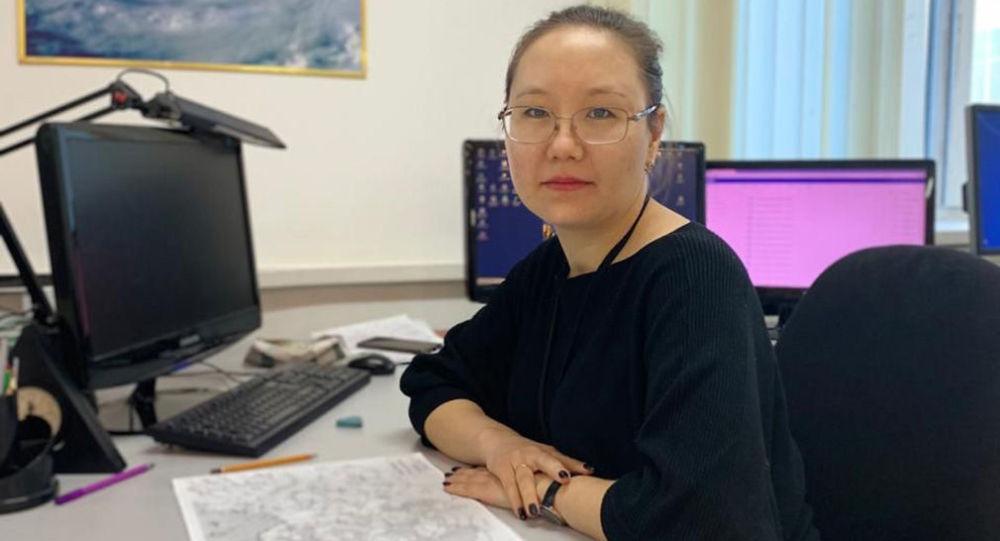 Алина Тойшыманова, инженер-синоптик 1-ой категории
