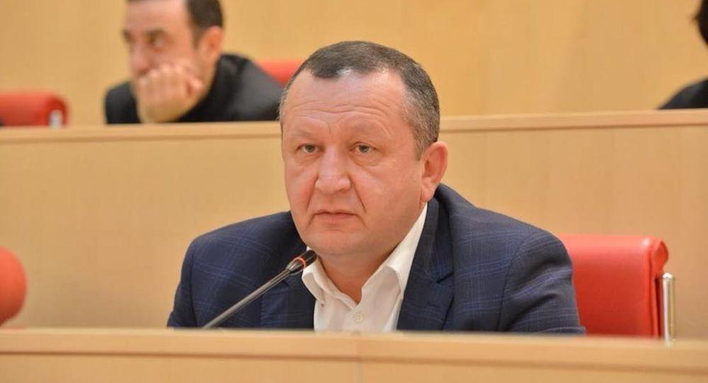 Депутат парламента Грузии Давид Чичинадзе