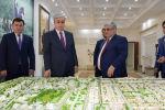 Президент Казахстана Касым-Жомарт Токаев в Кызылорде ознакомился с генпланом развития левобережья Сырдарьи