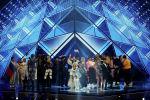 Финалисты Евровидениея 2019 на сцене конкурса в Тель-Авиве, Израиль