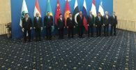 Помощник Президента – Секретарь Совета Безопасности Калмуханбет Касымов принял участие в четырнадцатой встрече секретарей советов безопасности государств-членов ШОС