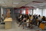 Выпуск_SputnikPro провел в Москве очередную сессию для журналистов из стран СНГ и Балтии