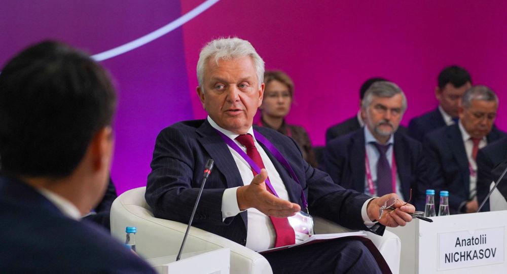 Президент Делового совета ЕАЭС Виктор Христенко