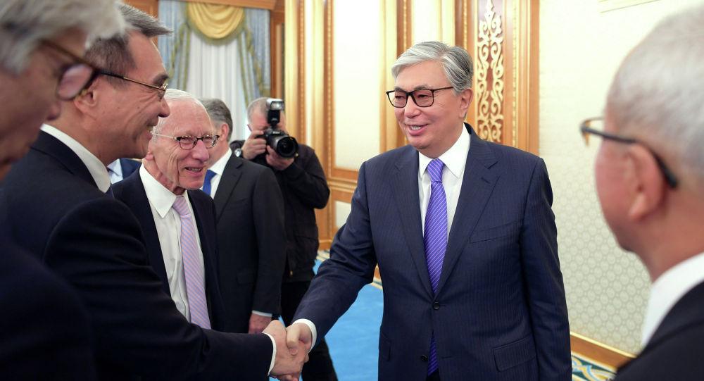 Президент Казахстана Касым-Жомарт Токаев встретился с ведущими зарубежными экспертами