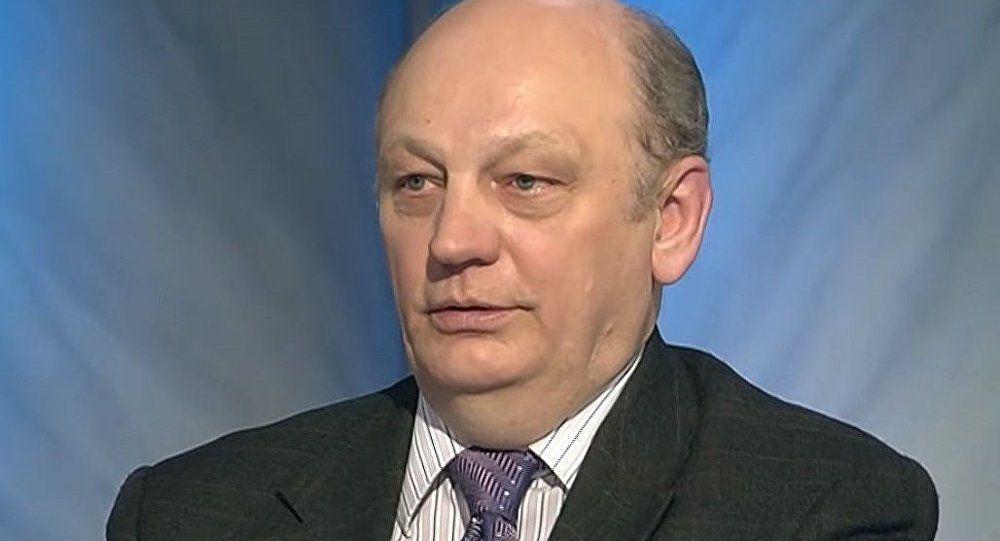 Председатель совета директоров Национальной ассоциации объединений офицеров запаса Вооруженных сил (МЕГАПИР) Владимир Богатырев