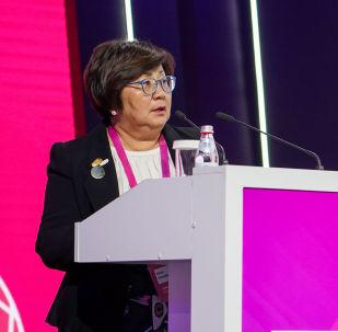 Экс-президент Кыргызстана Роза Отунбаева