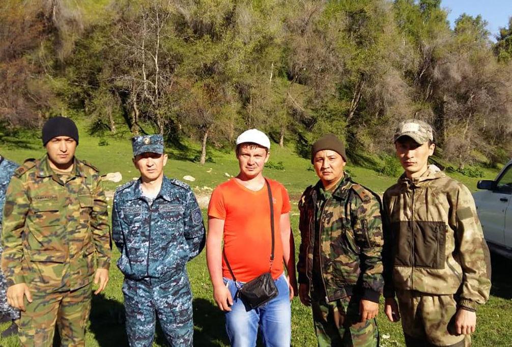 Около 60 человек искали гражданина Украины в горах Алматинской области