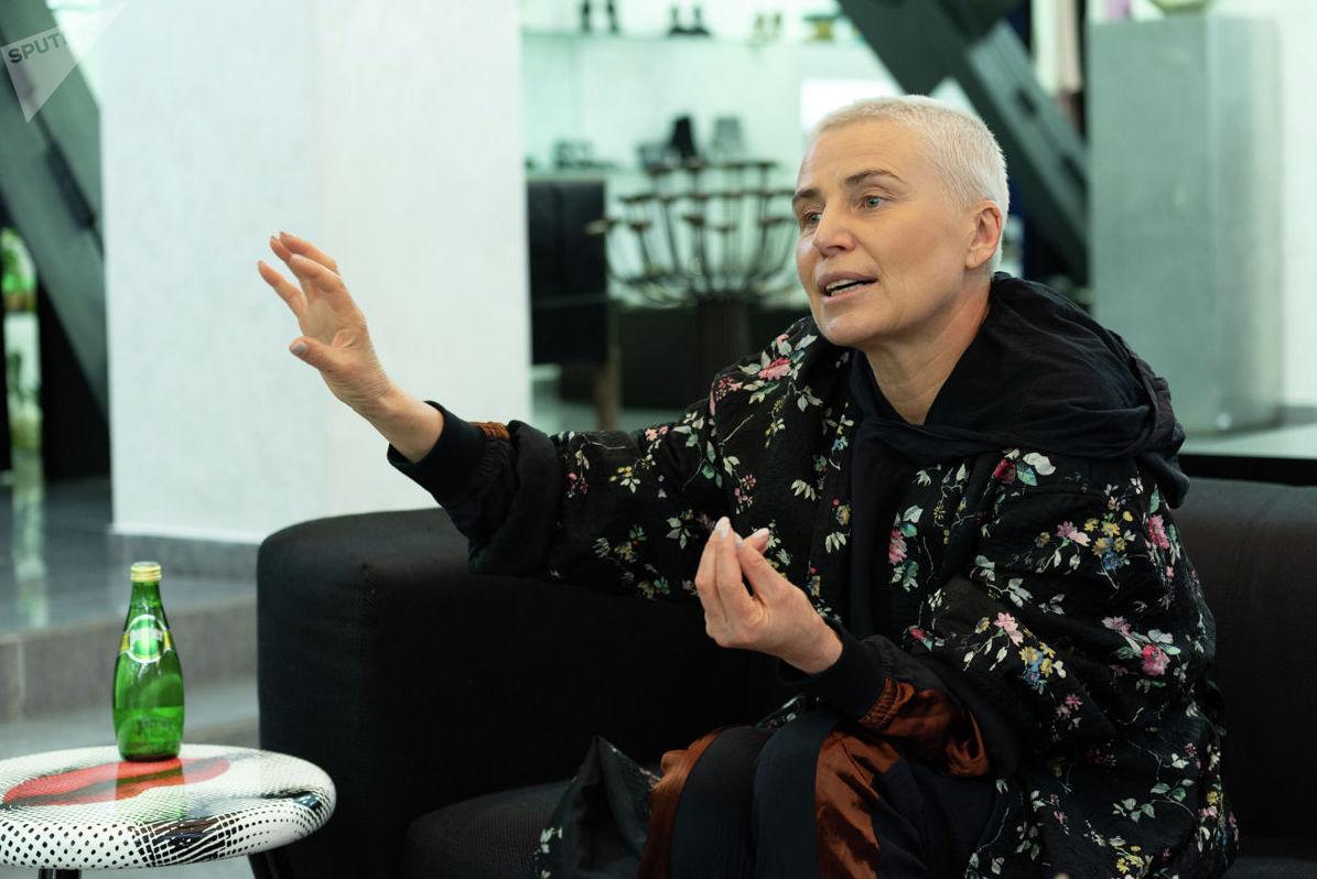 Байер и владелица магазинов модной одежды Лилия Рах
