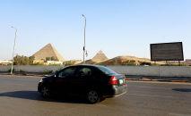 Пирамиды в Гизе - одно из популярных мест для туристов, отдыхающих в Египте
