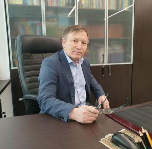 Профессор Шерубай Құрманбайұлы