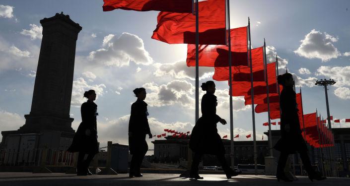Флаги Китая