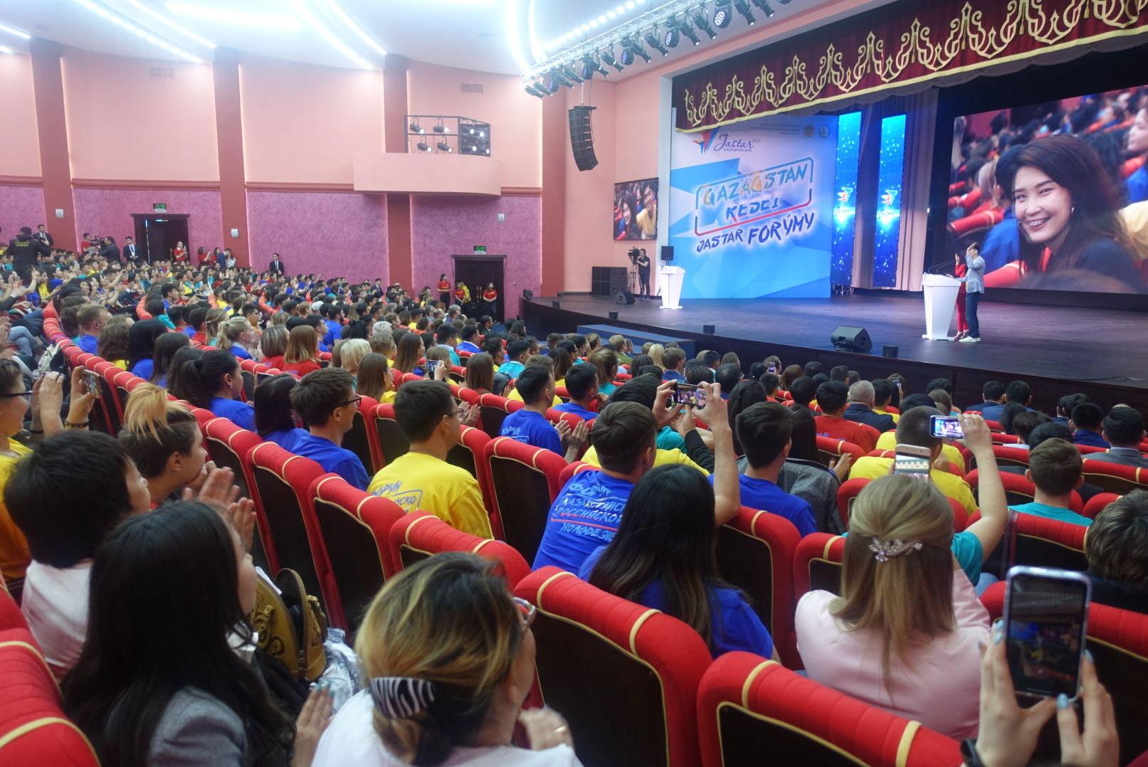 Форум казаxстанско-российского молодежного сотрудничества