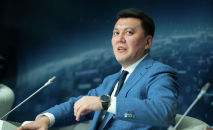 Советник президента Казахстана Ерлан Карин