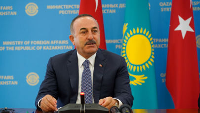 Түркияның сыртқы істер министрі Мевлют Чавушоглу