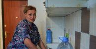 Домохозяйка Назира Мукашева