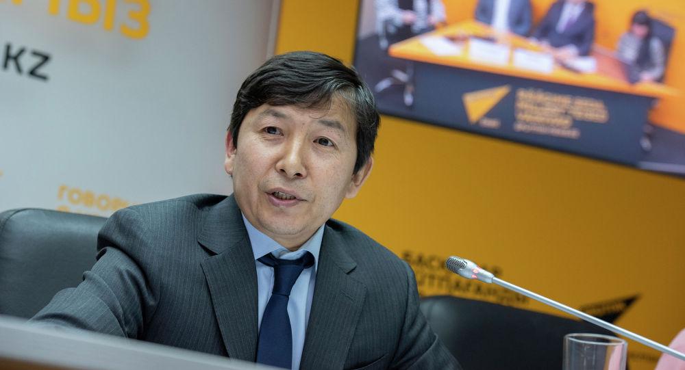 Президент Ассоциации Евразийский экономический клуб ученых Мурат Каримсаков