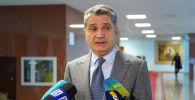 Председатель Коллегии Евразийской экономической комиссии Тигран Саркисян на встрече в ЕНУ им. Л.Гумилева