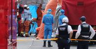 В Японии мужчина с ножом напал на школьников в парке