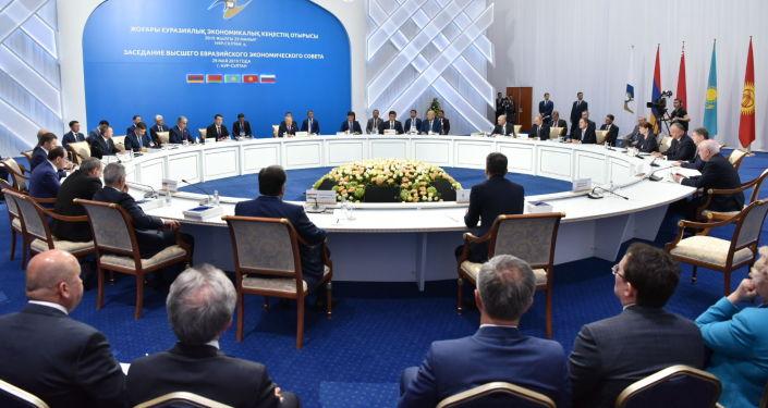 Расширенное заседание ВЕЭС