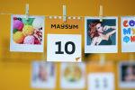10 маусым - күнтізбе