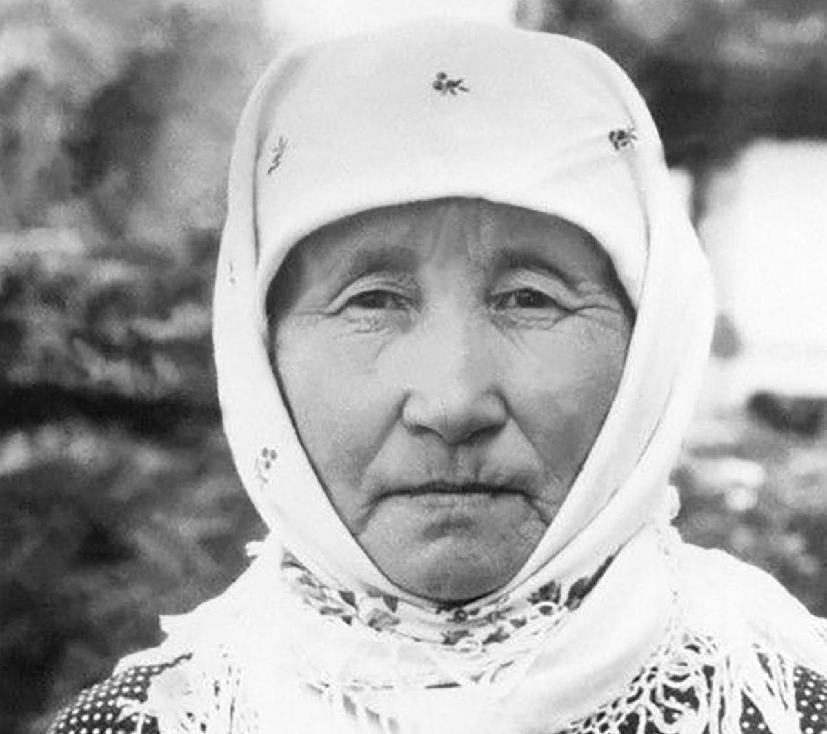 Қошке Кемеңгерұлының жары Гүлсім Жәмиқызы (1904-1988)