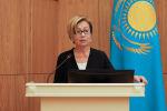 Секретарь Центральной избирательной комиссии РК Сабила Мустафина