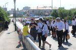 Дети получили тепловой удар во время парада на 1 июня