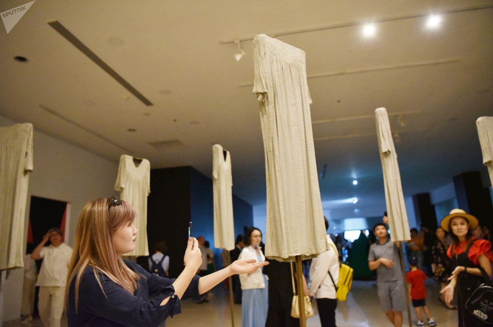 Выставка современного искусства Astana Art Show
