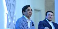 Художественный руководитель фестиваля искусств Астана кештерi Тимур Урманчеев