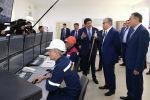 Президент Казахстана Касым-Жомарт Токаев посетил ТОО «Казфосфат»