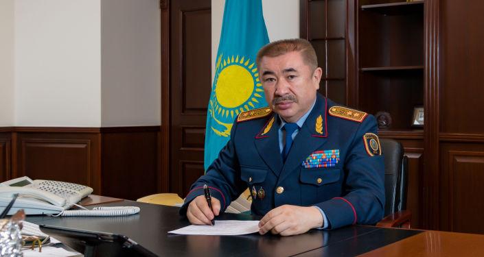 Генерал-лейтенант Ерлан Тургумбаев