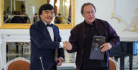 Столичный театр Астана Опера и Санкт-Петербургский Дом музыки подписали меморандум о сотрудничестве