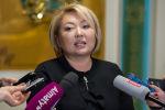 Вице-министр образования и науки Казахстана Эльмира Суханбердиева